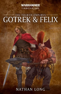 Gotrek and Felix by William King
