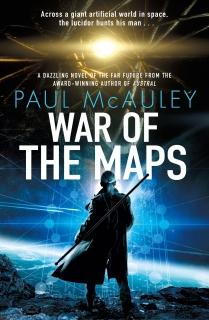 War of the Maps by Paul McAuley