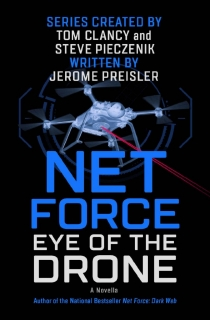 Net Force: Eye of the Drone by Jerome Preisler