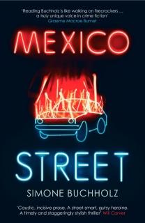 Mexico Street by Simone Buchholz