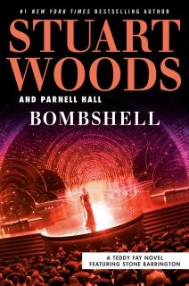 Bombshell by Stuart Woods, Parnell Hall