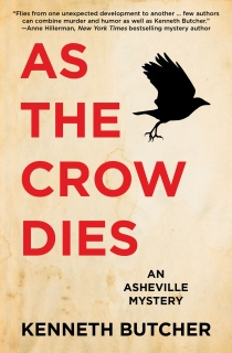 As the Crow Dies by Kenneth Butcher
