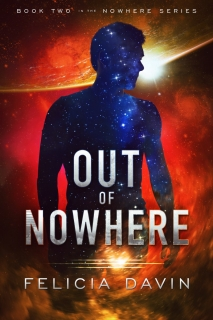Out of Nowhere by Felicia Davin