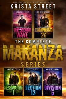 The Complete Makanza Series by Krista Street