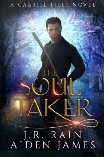 The Soul Taker by J.R. Rain, Aiden James