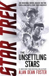 Star Trek: The Unsettling Stars by Alan Dean Foster