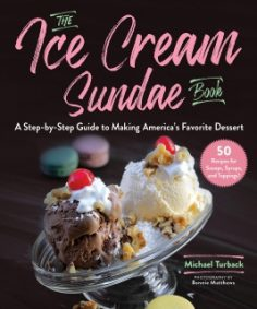 The Ice Cream Sundae Book by Michael Turback
