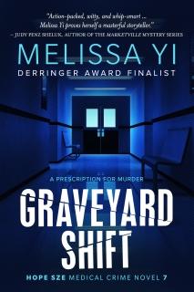Graveyard Shift by Melissa Yi
