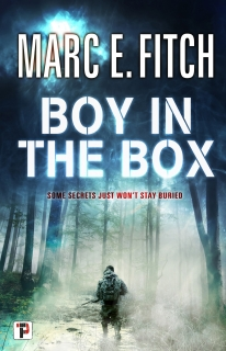 Boy in the Box by Marc E. Fitch