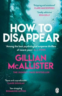 How to Disappear by Gillian McAllister