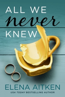 All We Never Knew by Elena Aitken