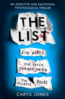 The List by Carys Jones