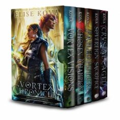 Vortex Chronicles: The Complete Series by Elise Kova