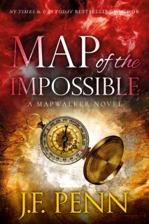 Map of the Impossible by J.F. Penn