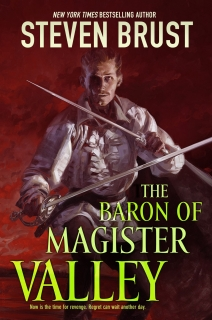 The Baron of Magister Valley by Steven Brust