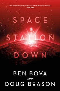 Space Station Down by Ben Bova, Doug Beason