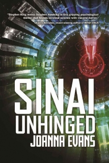 Sinai Unhinged by Joanna Evans