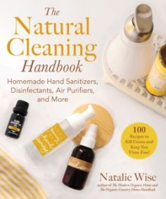 The Natural Cleaning Handbook by Natalie Wise