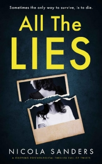 All The Lies by Nicola Sanders