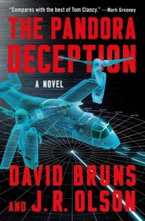 The Pandora Deception by David Bruns and J. R. Olson