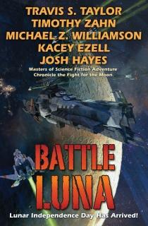 Battle Luna By Travis S. Taylor