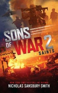 Saints by Nicholas Sansbury Smith