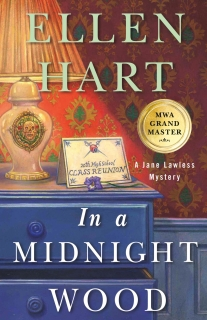 In a Midnight Wood by Ellen Hart