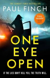 One Eye Open by Paul Finch