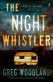 The Night Whistler by Greg Woodland