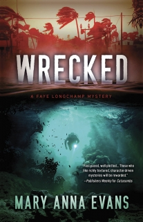 Wrecked by Mary Anna Evans