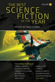 The Best Science Fiction of the Year Volume 5 by Neil Clarke