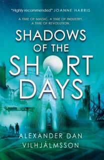 Shadows of the Short Days by Alexander dan Vilhjálmsson