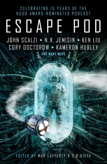 Escape Pod by Mur Lafferty, S. B. Divya