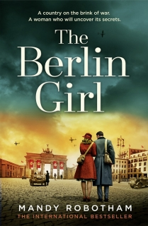 The Berlin Girl by Mandy Robotham