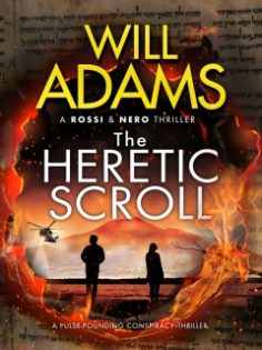 The Heretic Scroll by Will Adams