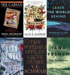 Goodreads: Most Popular Books – October, 2020