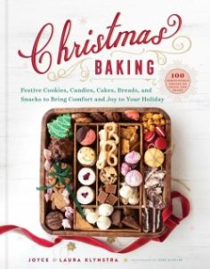 Christmas Baking by Joyce Klynstra, Laura Klynstra