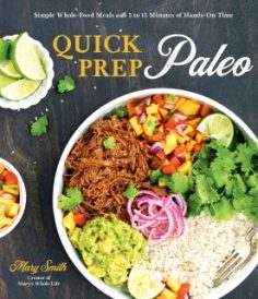 Quick Prep Paleo by Mary Smith