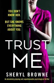 Trust Me by Sheryl Browne