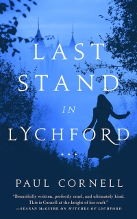 Last Stand in Lychford by Paul Cornell