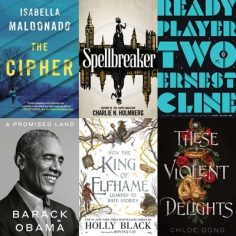 Goodreads: Most Popular Books – November 2020