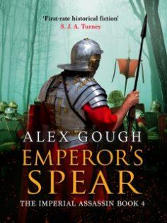 Emperor's Spear by Alex Gough