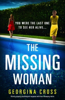 The Missing Woman by Georgina Cross