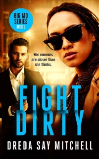 Fight Dirty by Dreda Say Mitchell