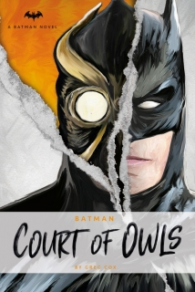 Batman: Court of Owls by Greg Cox