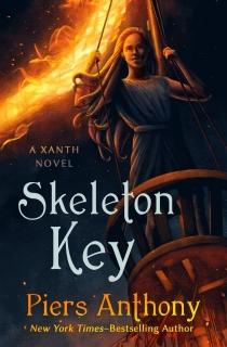 Skeleton Key by Piers Anthony