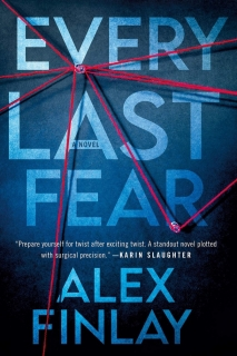 Every Last Fear by Alex Finlay