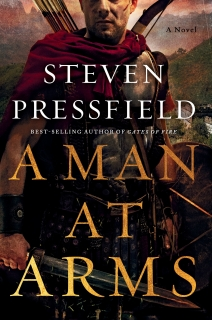 A Man at Arms by Steven Pressfield