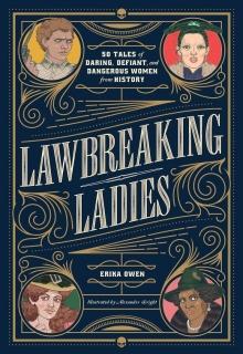 Lawbreaking Ladies by Erika Owen