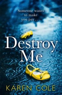 Destroy Me by Karen Cole
